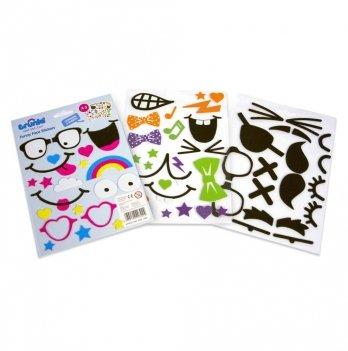 Наклейки на детский чемодан Trunki 0302-GB01