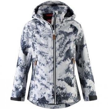 Куртка Reima SoftShell Vandra Белый 531414-0105
