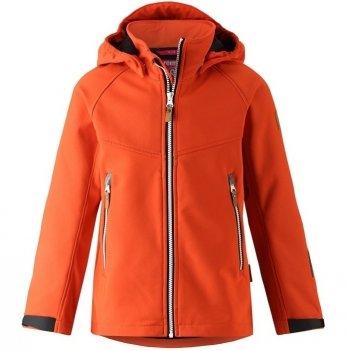 Куртка Reima SoftShell Vild Оранжевый 531415-2770