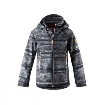 Куртка Reima SoftShell Vild Темно-серый 531415-9788