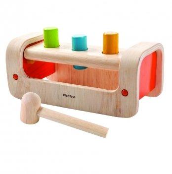 Деревянная игрушка PlanToys® Верстак-забивалка