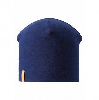 Шапка детская двусторонняя Tanssi Reima 538056.9-6500 синий