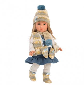 Кукла Llorens Juan S.L. Tina 54025 40 см