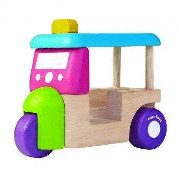 Деревянная игрушка PlanToys® Мини-моторикша