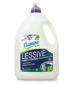 Жидкий стиральный порошок Etamine du Lys Лаванда, 5 л
