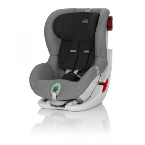 Автокресло BRITAX-ROMER KING II ATS Steel Grey