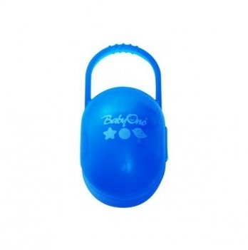 Футляр для пустышки BabyOno 046, голубой