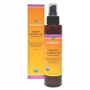 Увлажняющее и тонизирующее масло для тела, 150мл, Mambino Organics