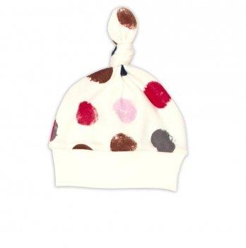 Шапочка-узелок Veres Sweet Unicorn Молочный 106-2.87
