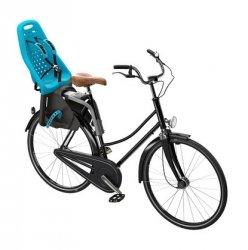 Детское велосипедное сиденье Thule Yepp Maxi Seat Post, на раму, Ocean