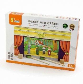Игровой набор Viga Toys Театр 56005