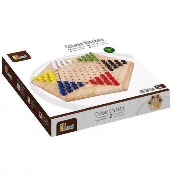 Игра Viga Toys Китайские шашки 56143