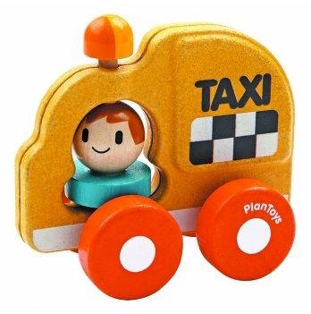 Деревянная игрушка PlanToys® Такси