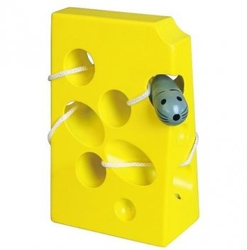 Шнуровка Viga Toys Сыр