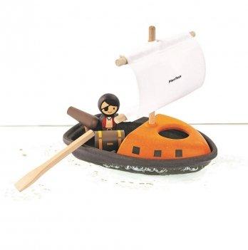 Игрушка для ванной PlanToys® Пиратский корабль