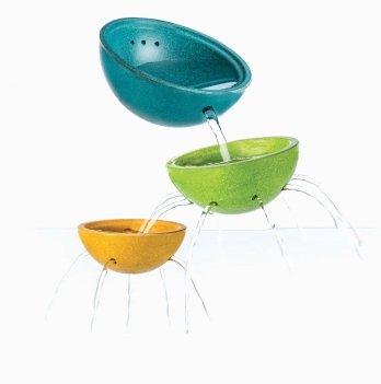 Игрушка для ванной PlanToys® Набор мисок-фонтанов