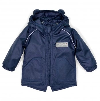 Куртка детская демисезонная ДоРечі Синий 9 мес - 2 года 1922
