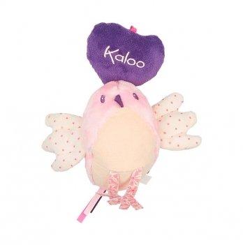 Мягкая игрушка-подвеска Kaloo Музыкальная птичка
