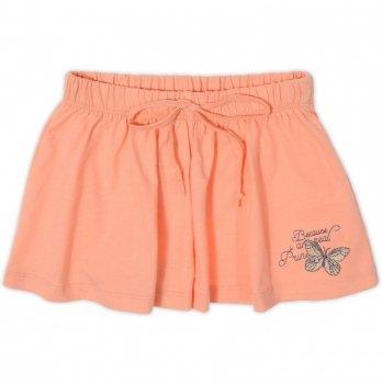 Юбка-шорты, Garden baby, персиковая, 59115-03