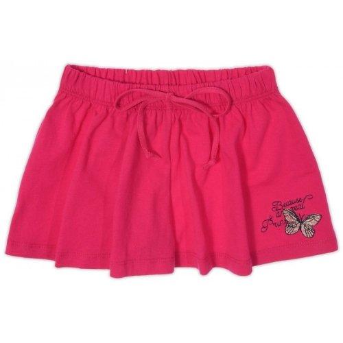Юбка-шорты, Garden baby, малиновая, 59115-03