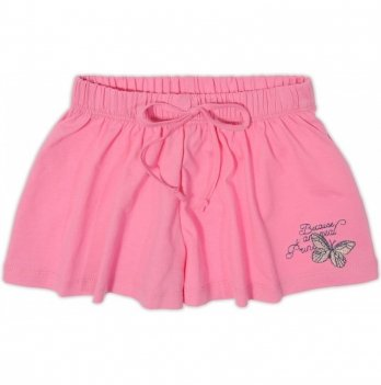 Юбка-шорты, Garden baby, темно-розовая, 59115-03