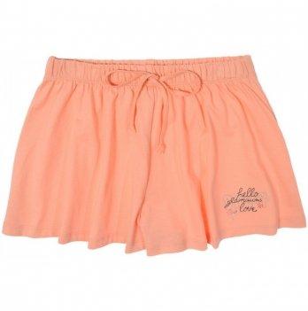 Юбка-шорты Garden baby для девочки, кремовая, 59117-03