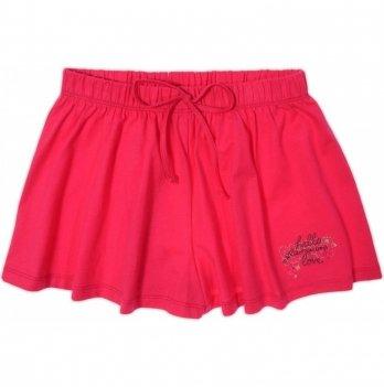 Юбка-шорты Garden baby для девочки, малиновая, 59117-03