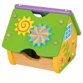Игрушка Viga Toys Веселый домик 59485
