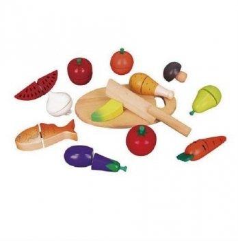 Игровой набор Viga Toys продукты