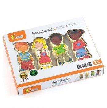 Набор магнитов Viga Toys Дети