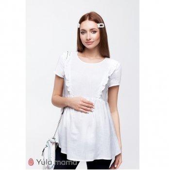 Блуза для беременных и кормящих MySecret Alicante Белый BL-20.022