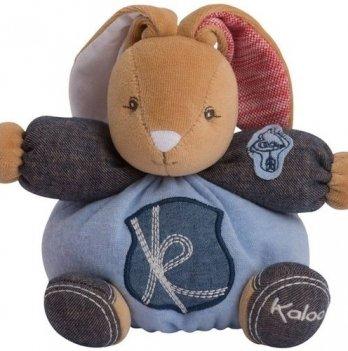 Мягкая игрушка Kaloo Зайчик маленький, Blue Denim
