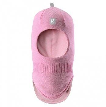 Шапка-шлем для девочки Reima Starrie, светло-розовая