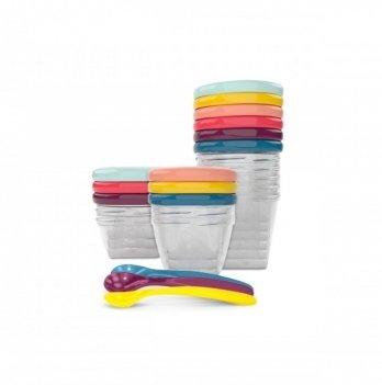 Набор контейнеров для еды Babybols Multi Set, Babymoov, (15 предметов)
