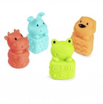 Игрушки для купания Canpol babies Зверята 79/400