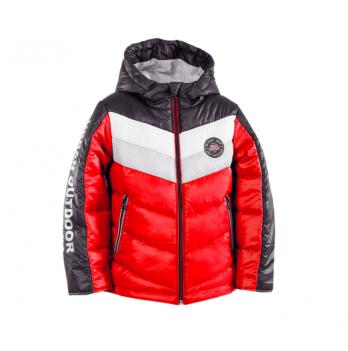 Куртка Evolution от 1 до 4 лет красная