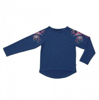 Джемпер для девочки Minikin Темно-синий 177707