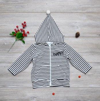 Курточка велюровая Minikin Черный 192004