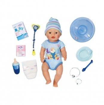 Кукла Baby Born - Очаровательный малыш (43 см, с аксессуарами), Zapf Creation