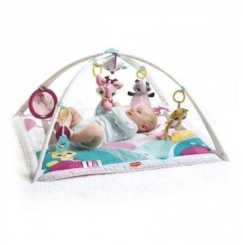 Коврик с дугами Tiny Love Мечты принцессы 1205506830 80х60 см