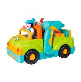 Игрушка Hola Toys 6109 Грузовик с инструментами