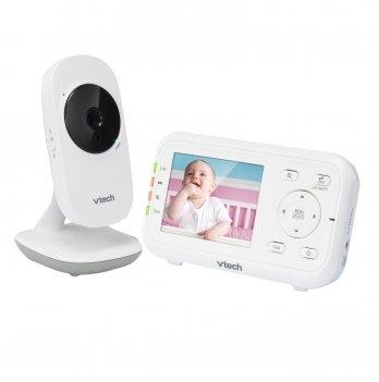 Видеоняня цифровая двухсторонняя с датчиком температуры и цветным экраном 2,8 Vtech VM3255