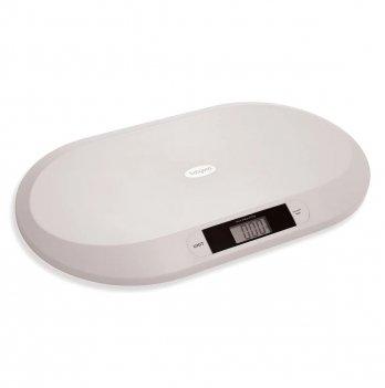 Детские электронные весы BabyOno до 20 кг. Серый 612/02