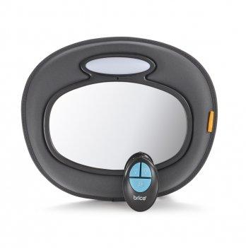 Музыкальная панель с зеркалом для автомобиля