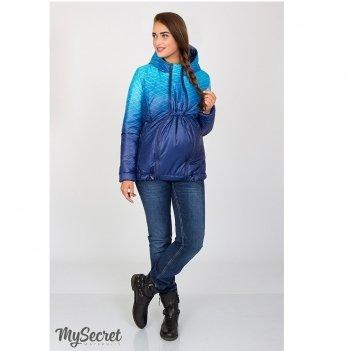 Куртка демисезонная двухсторонняя для беременных MySecret Floyd OW-37.011