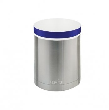 Термос металлический для еды Nuvita, 2 контейнера, 1000мл