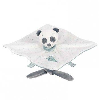 Мягкая игрушка-кукла Nattou, пандочка Лулу