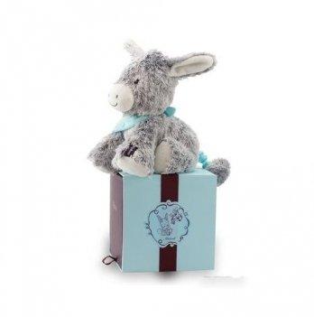Мягкая игрушка Kaloo Ослик музыкальный, Les amis, 25 см