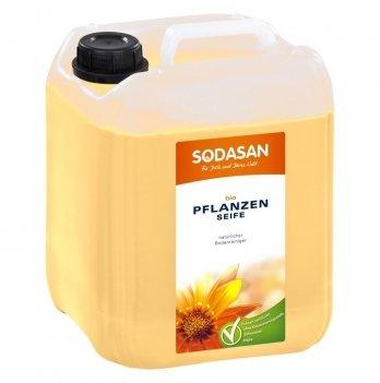 Органическое универсальное моющее средство для пола Sodasan, 78, 5 л