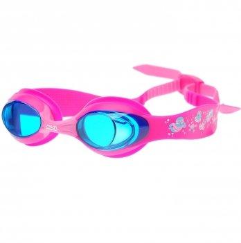 Очки для плавания Zoggs Little Twist, возраст до 6 лет, розовые